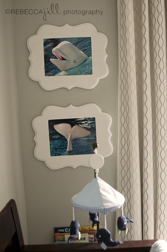 Rocco S Beluga Whale Nursery Project Nursery