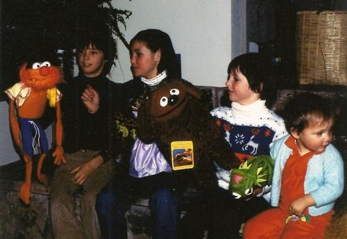 Muppet Puppets