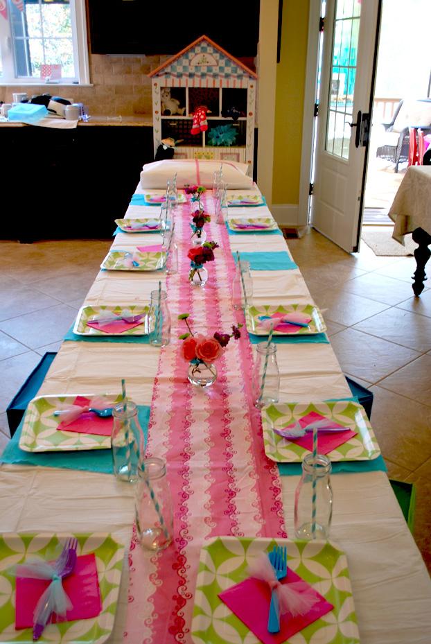 Pancakes Amp Pajamas Birthday Party Project Nursery