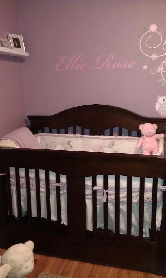 Ellie S Nursery Project Nursery