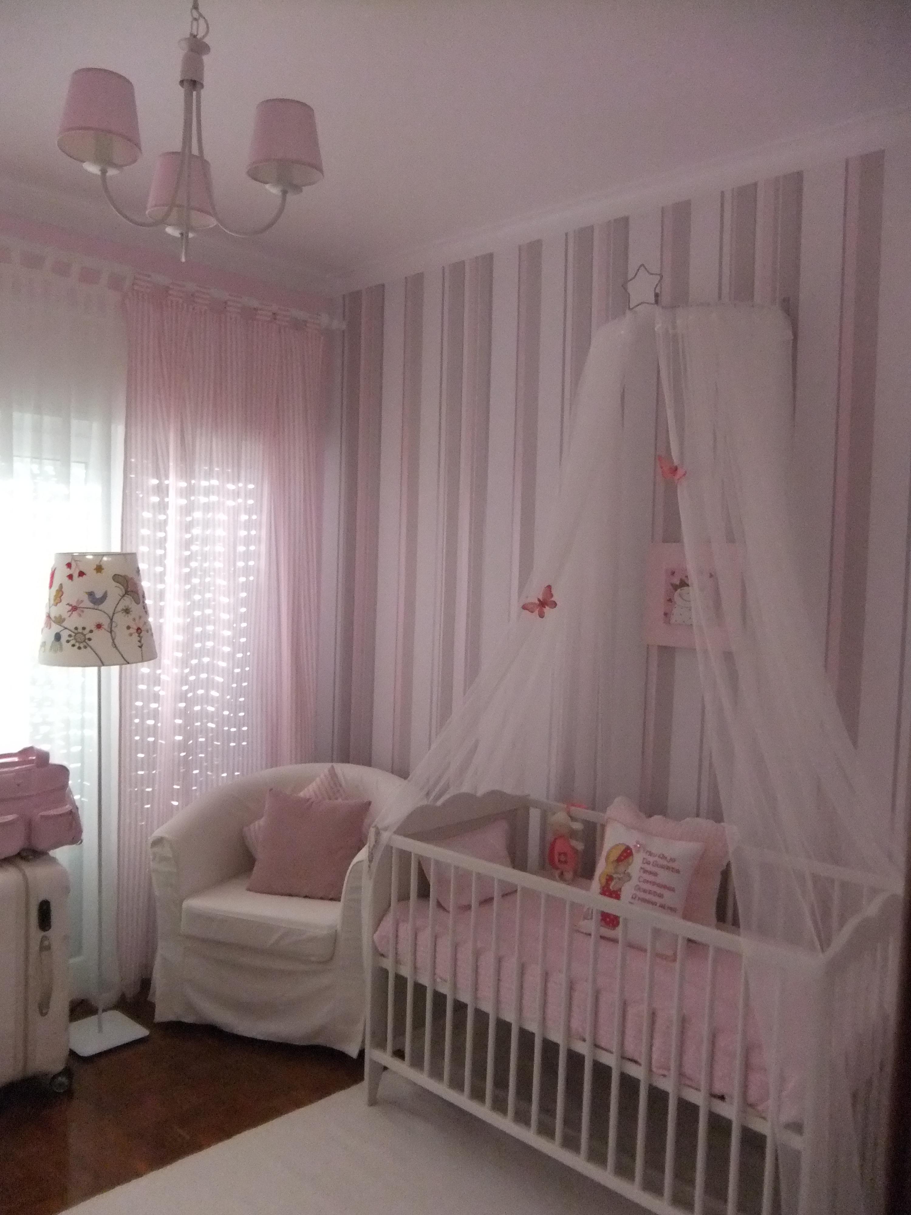 White Ikea Crib