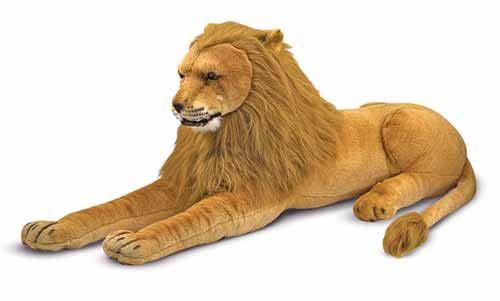 jumbo lion toy