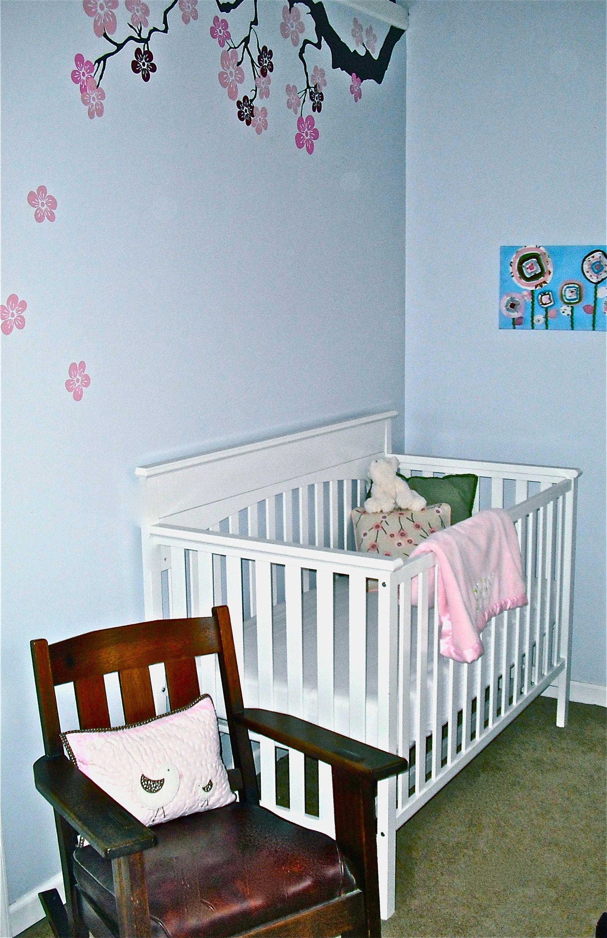 Sophie S Whimsical Nursery Project Nursery