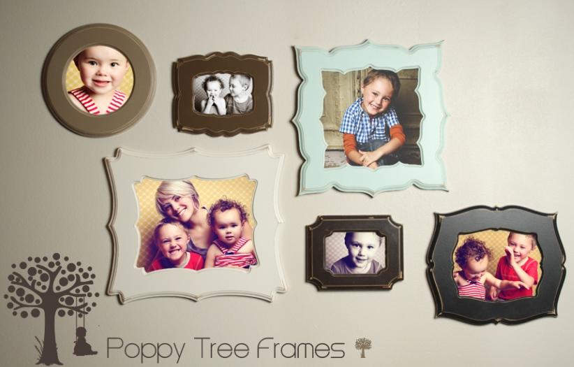 Poppy Tree Frames Wall Frames