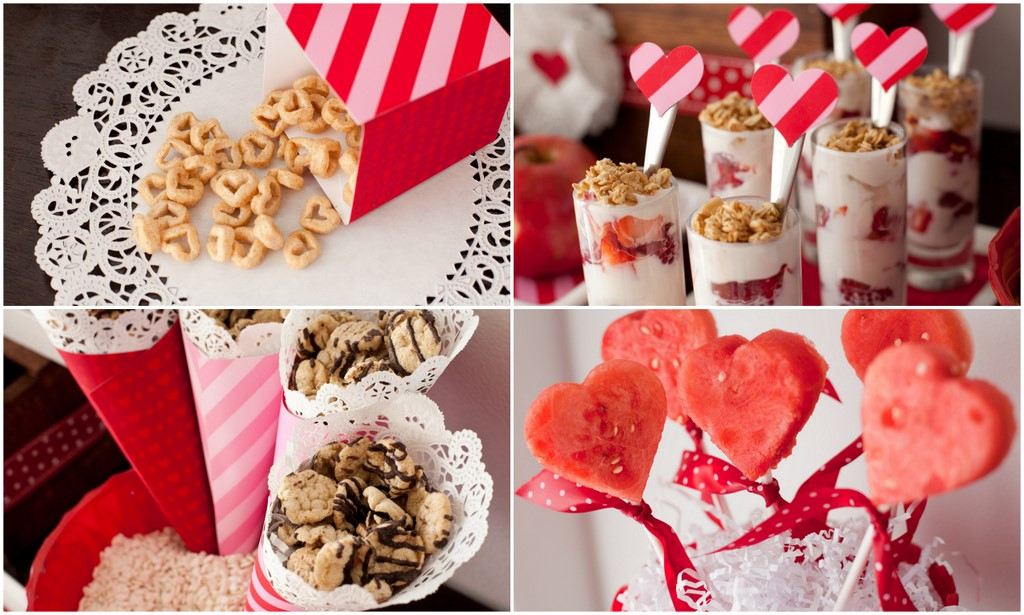 Healthy Valentine's Day Snacks - Project Nursery