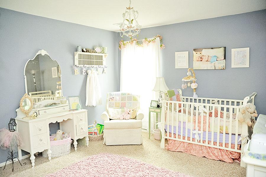 Bella S Vintage Nursery Project Nursery