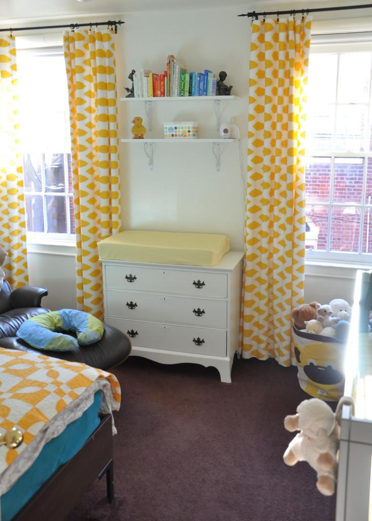 Bright Gender Neutral Playroom