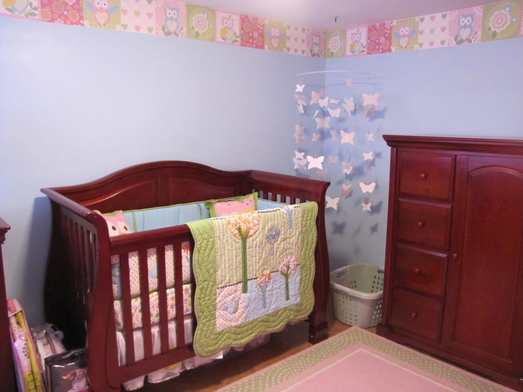 Adriana S Owl Nursery Project Nursery