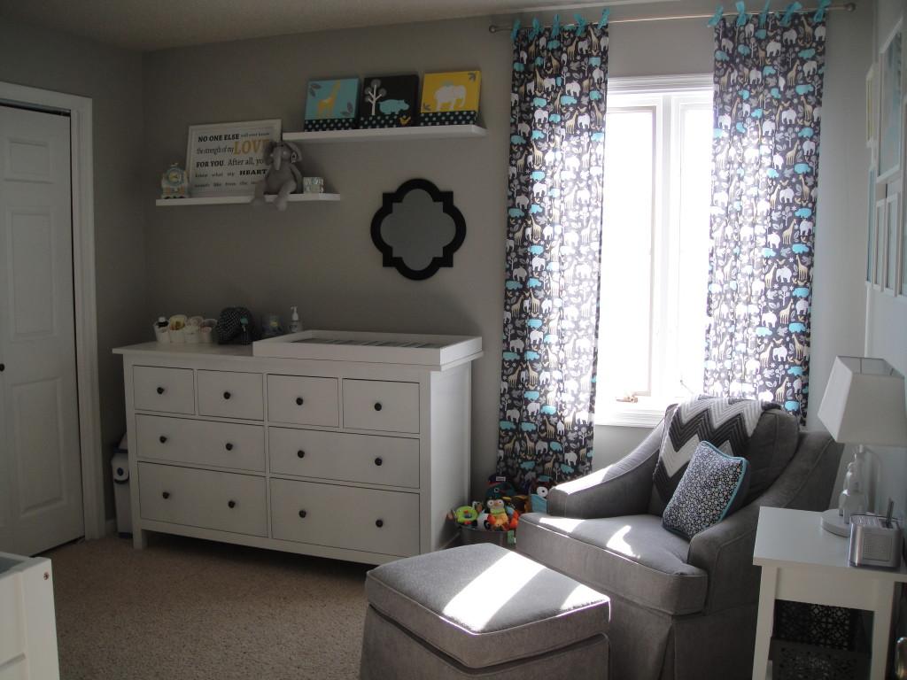 modern boy nursery project nursery. Black Bedroom Furniture Sets. Home Design Ideas