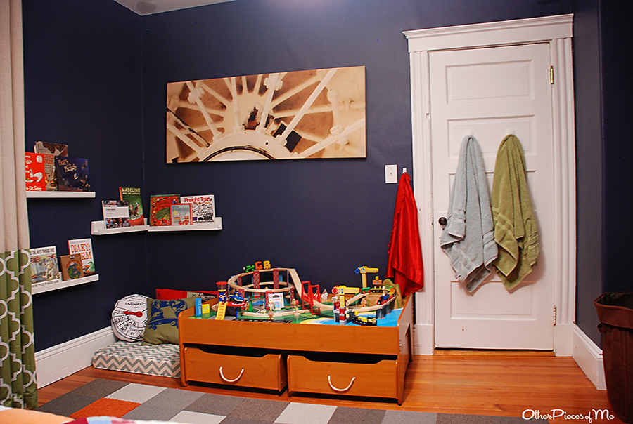 Adventures In A Big Boy Bedroom