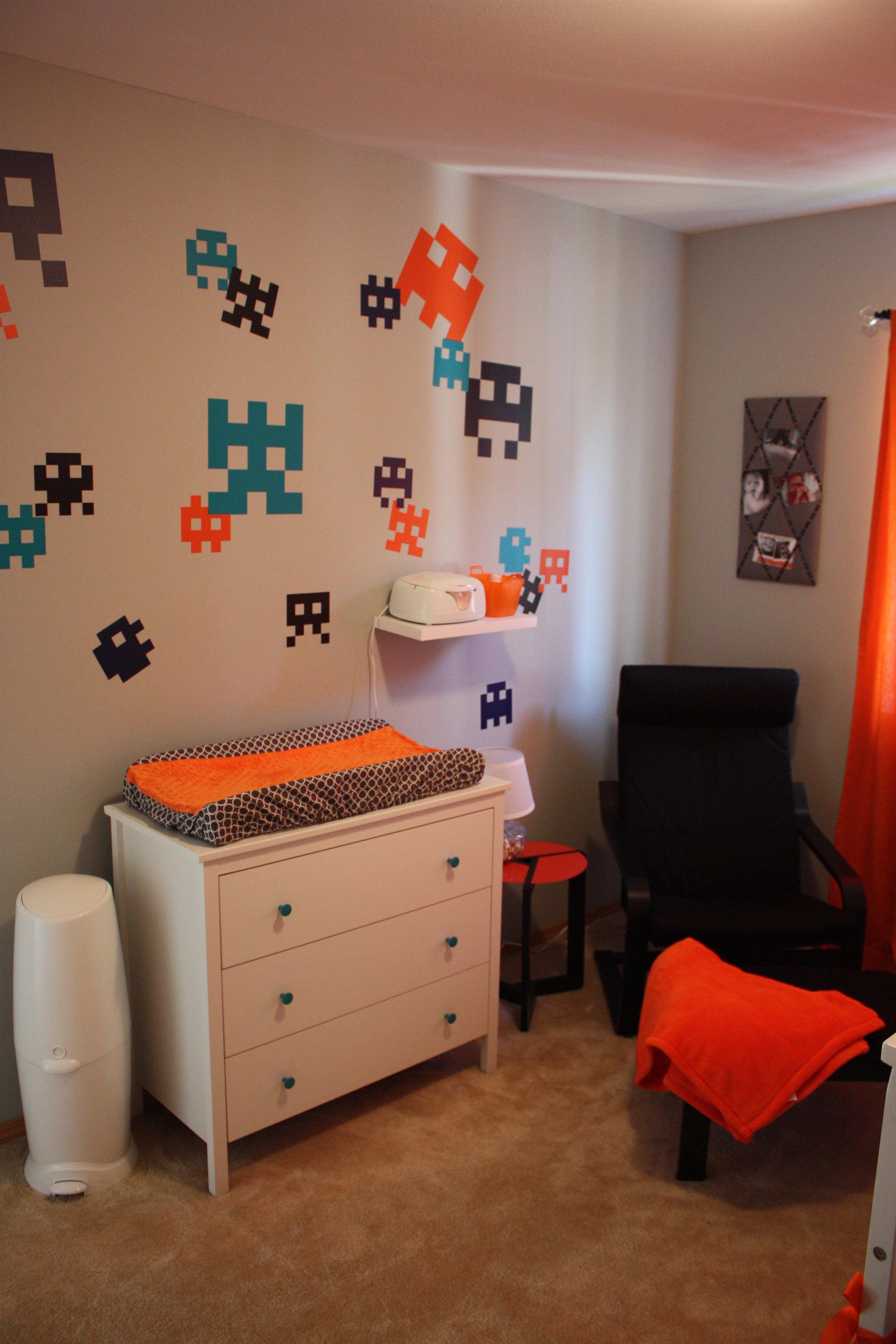 Grayson 39 s nursery project nursery - Decoraciones de habitaciones de bebe ...