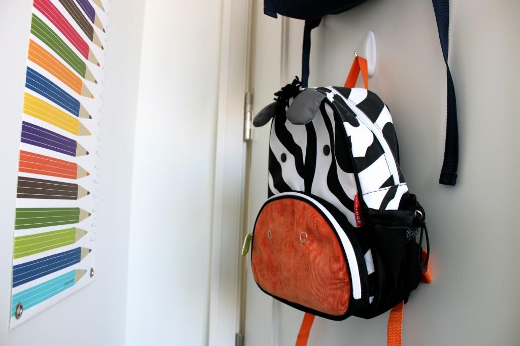 Skip Hop Zoopack Zebra