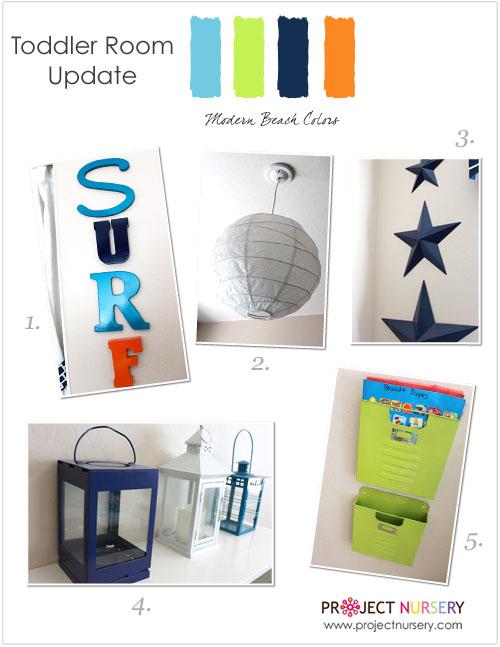 DIY Toddler Room Ideas