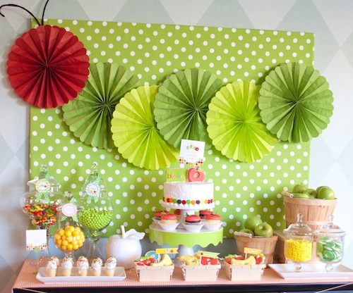 hungry caterpillar party 2