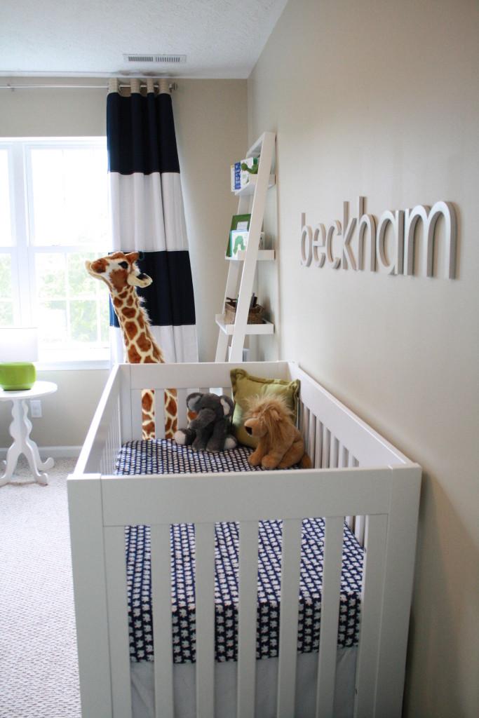 Beckham S Preppy Nursery Project Nursery