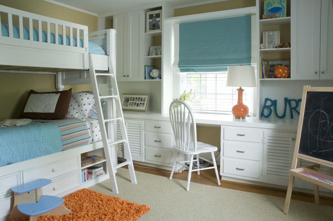 Orange And Turquoise Big Boy Room Project Nursery