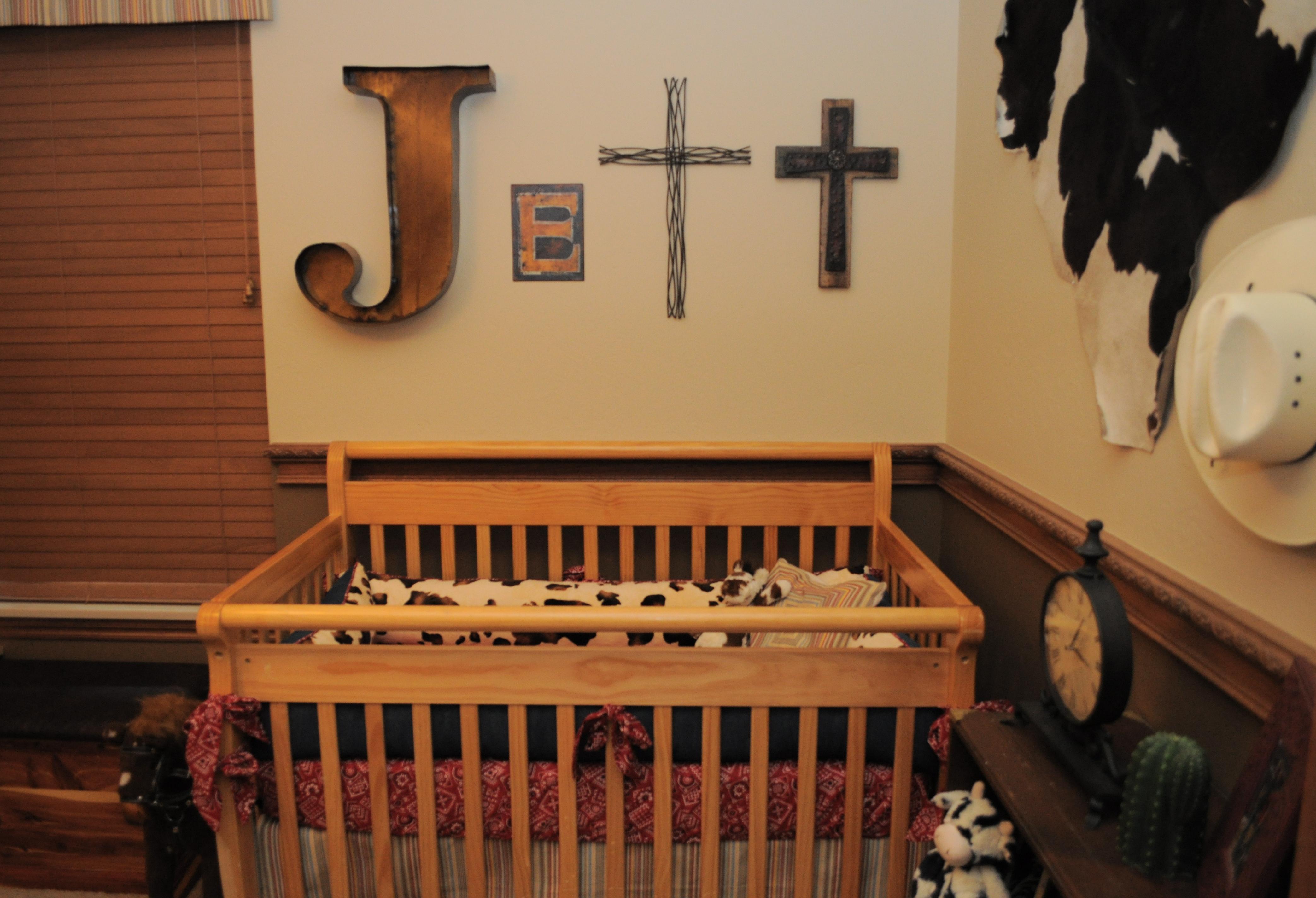 Cowboy Jett S Western Nursery Project Nursery