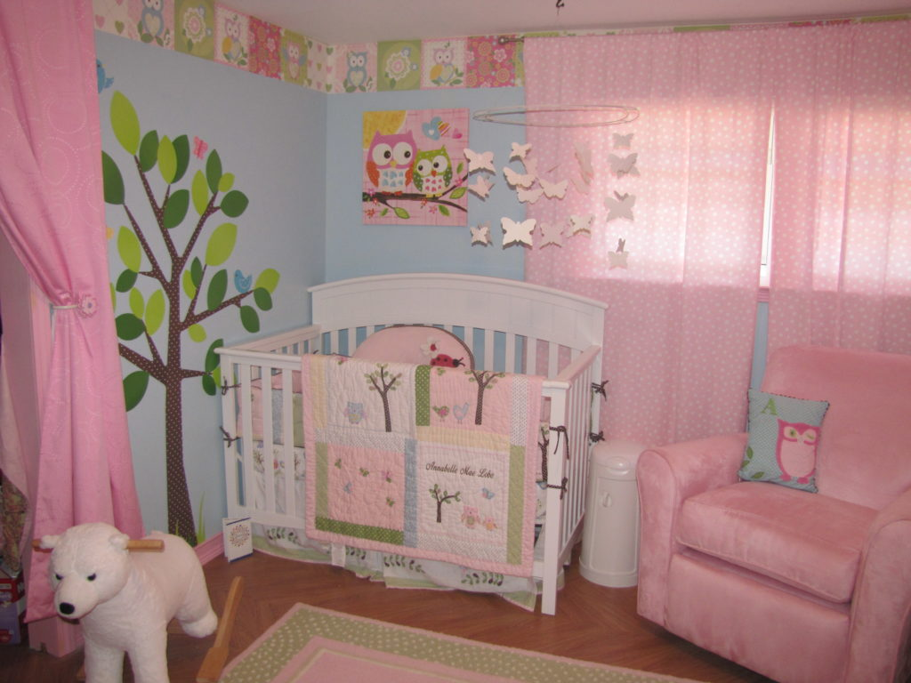 Pottery Barn Baby Boy Rooms