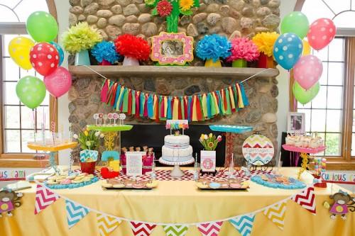 Nurseries And Parties We Love This Week
