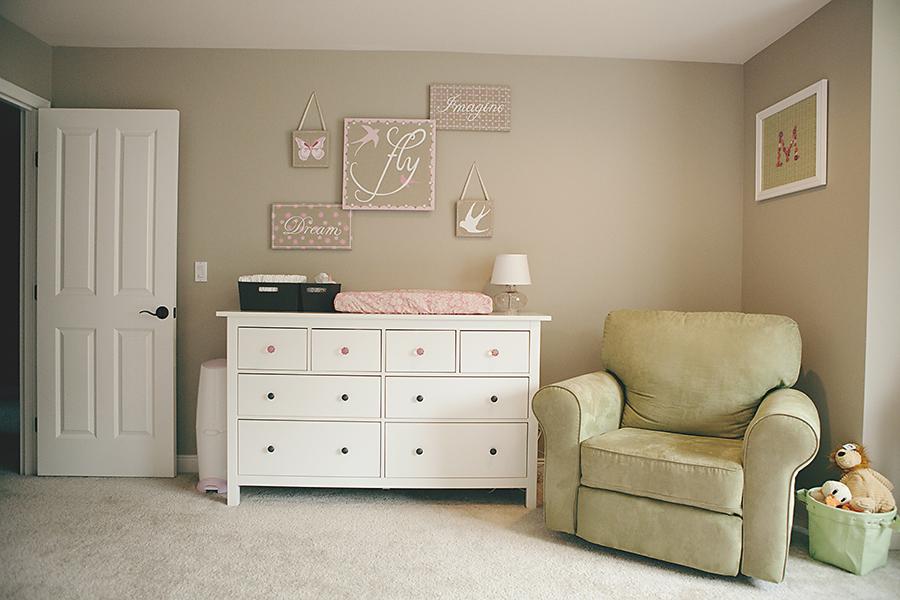 Inspiraci n para un cuarto de bebe de ni a de ikea - Foro decoracion ikea ...