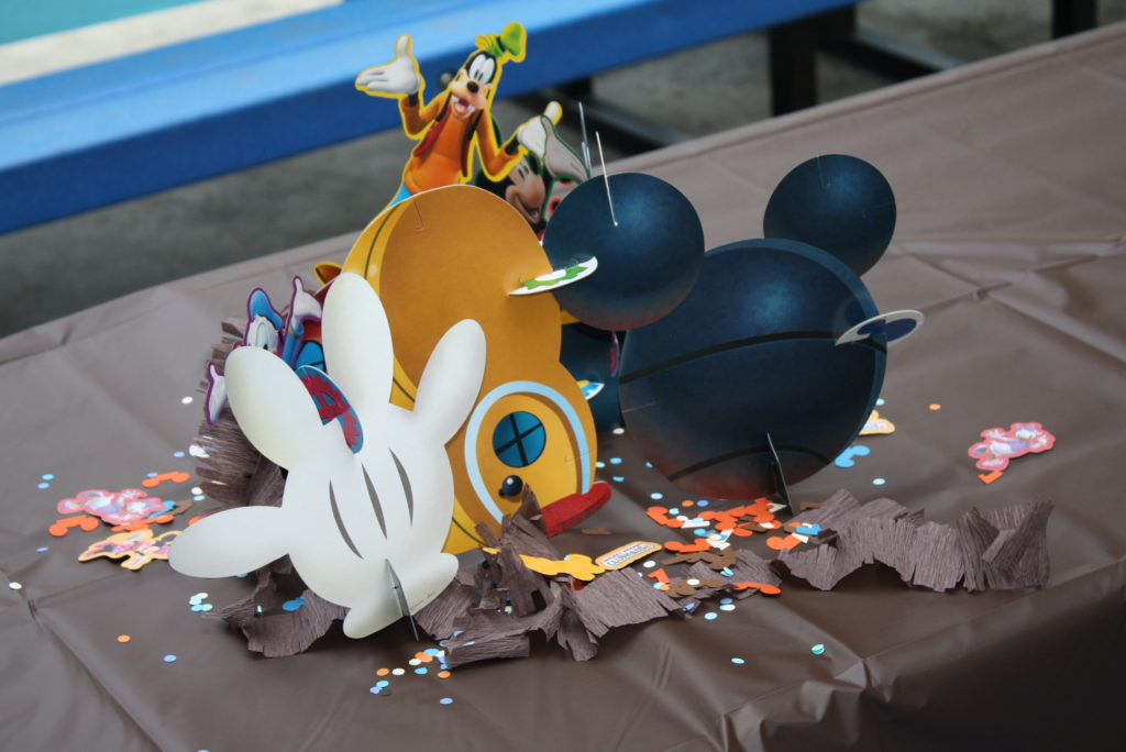 Creative DIY Mickey Mouse Clubhouse 1st Birthday Party Project