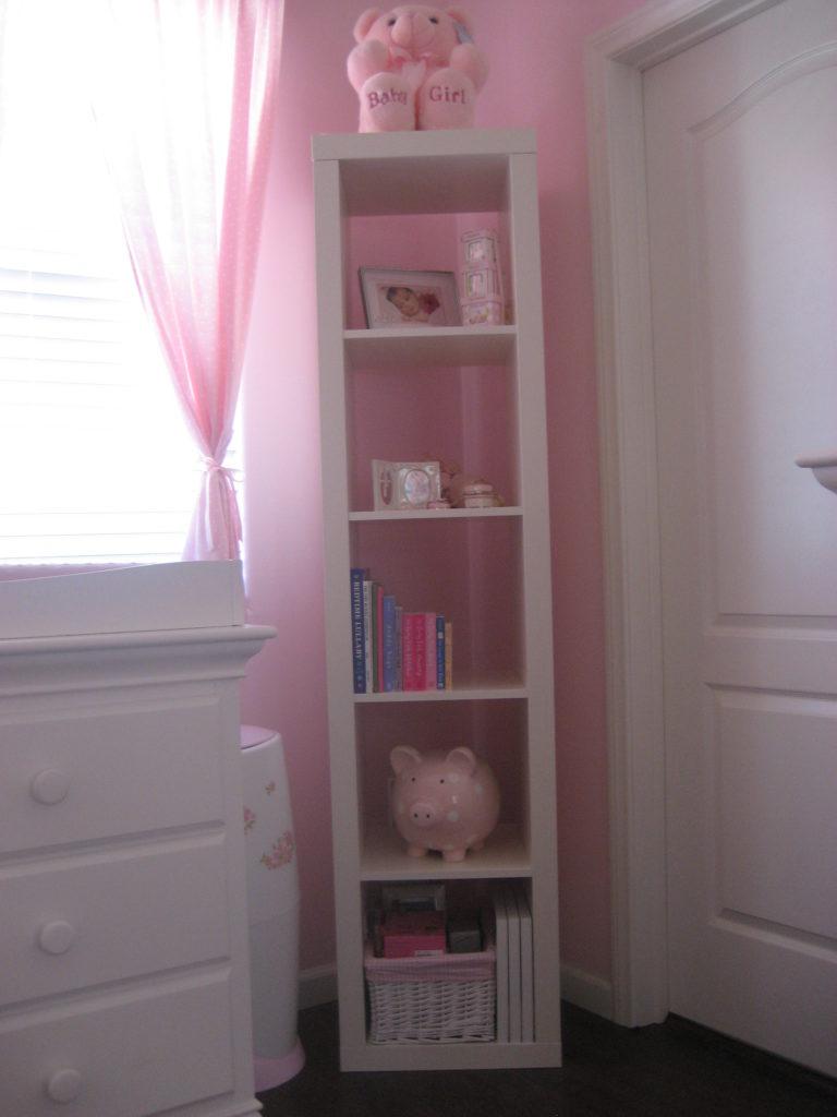 Nicolette S Pink Nursery Project Nursery