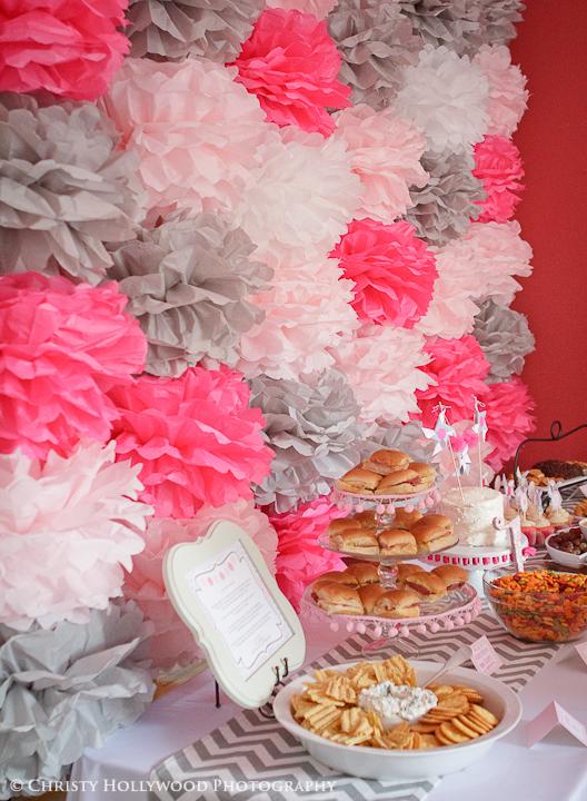 Pinwheels And Pom Poms First Birthday Bash Project Nursery