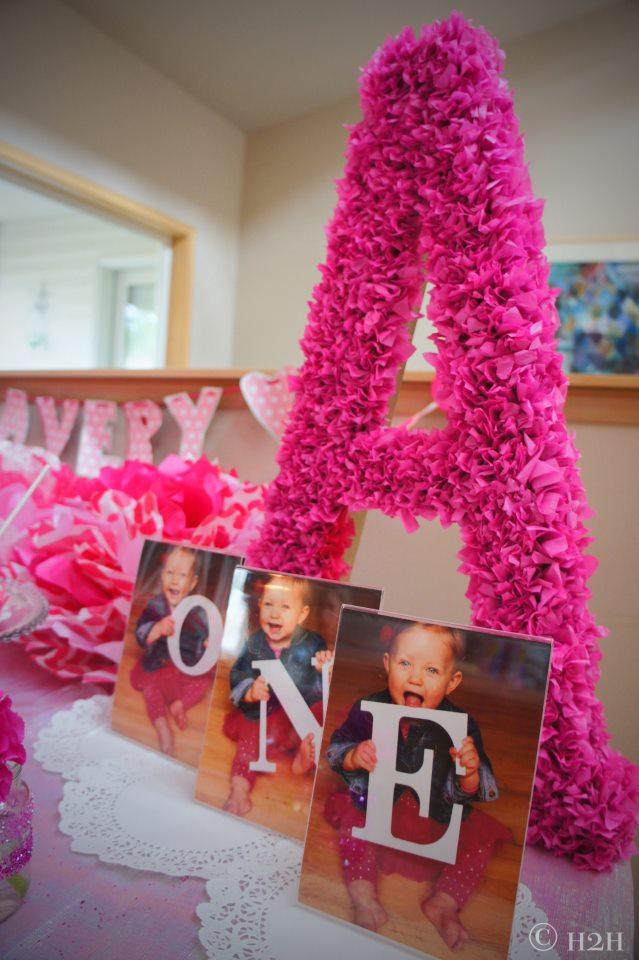 A Tutu-rific 1st Birthday - Project Nursery