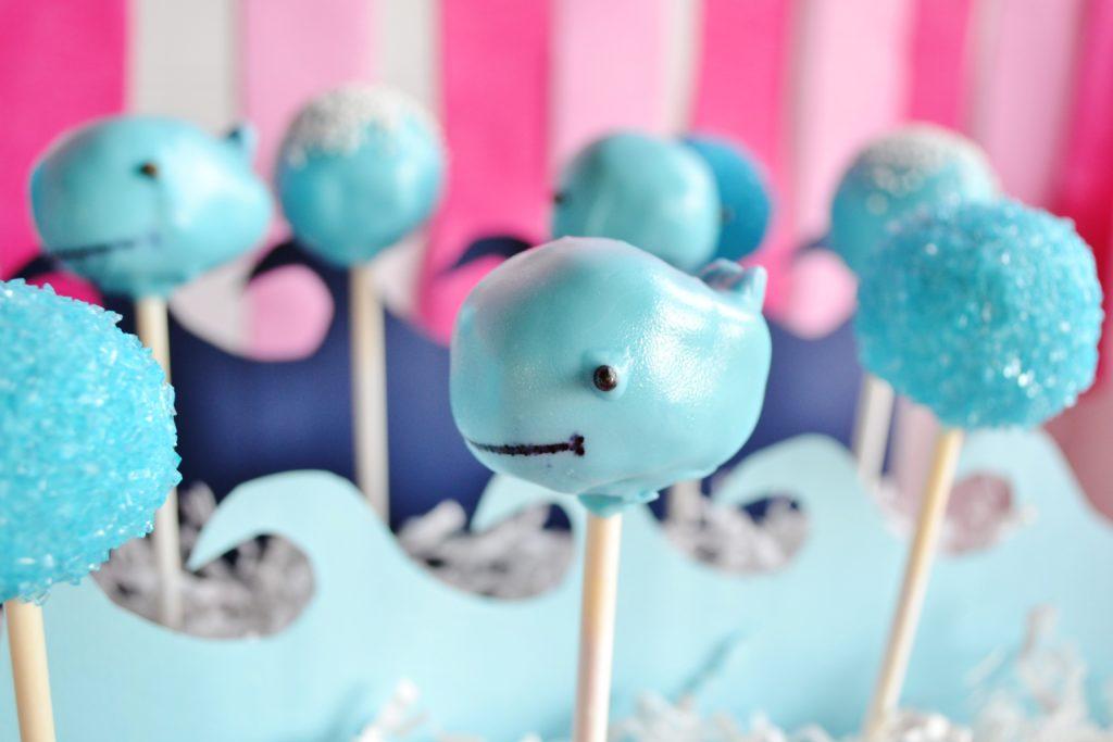 Incredible Preppy Pink Whale Party Project Nursery Funny Birthday Cards Online Elaedamsfinfo