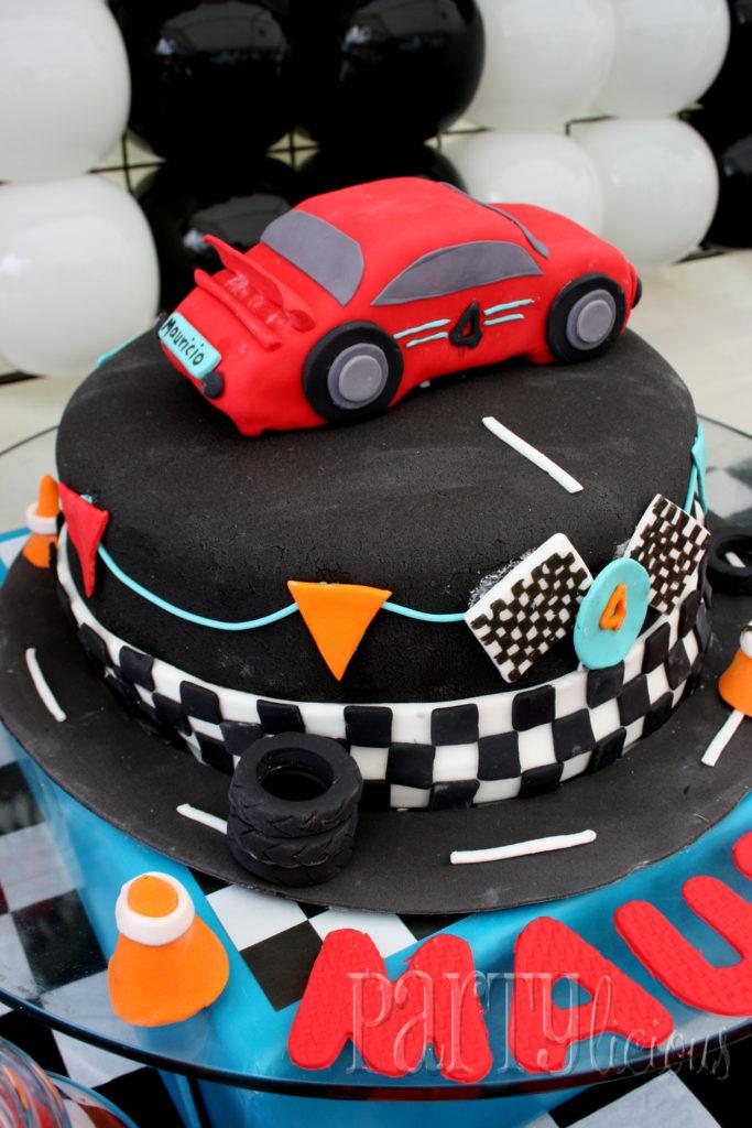 Mauricio S Race Car Birthday Project Nursery