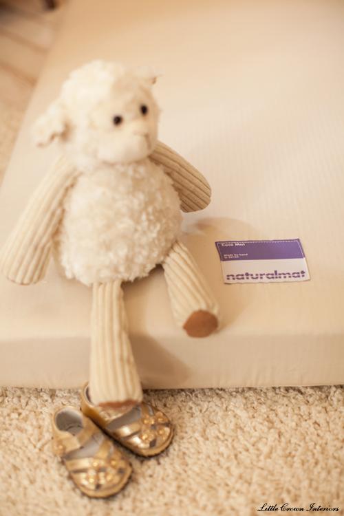 naturalmat crib mattress for celebrity nurseries