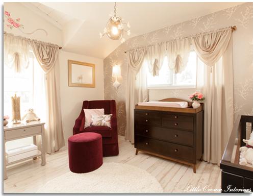 J r martinez 39 s celebrity nursery project nursery - Little crown interiors ...