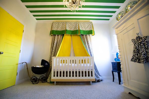 & Gallery Roundup: Crib Canopies