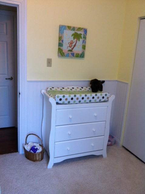 Baby Ryan S Monkey Nursery Project
