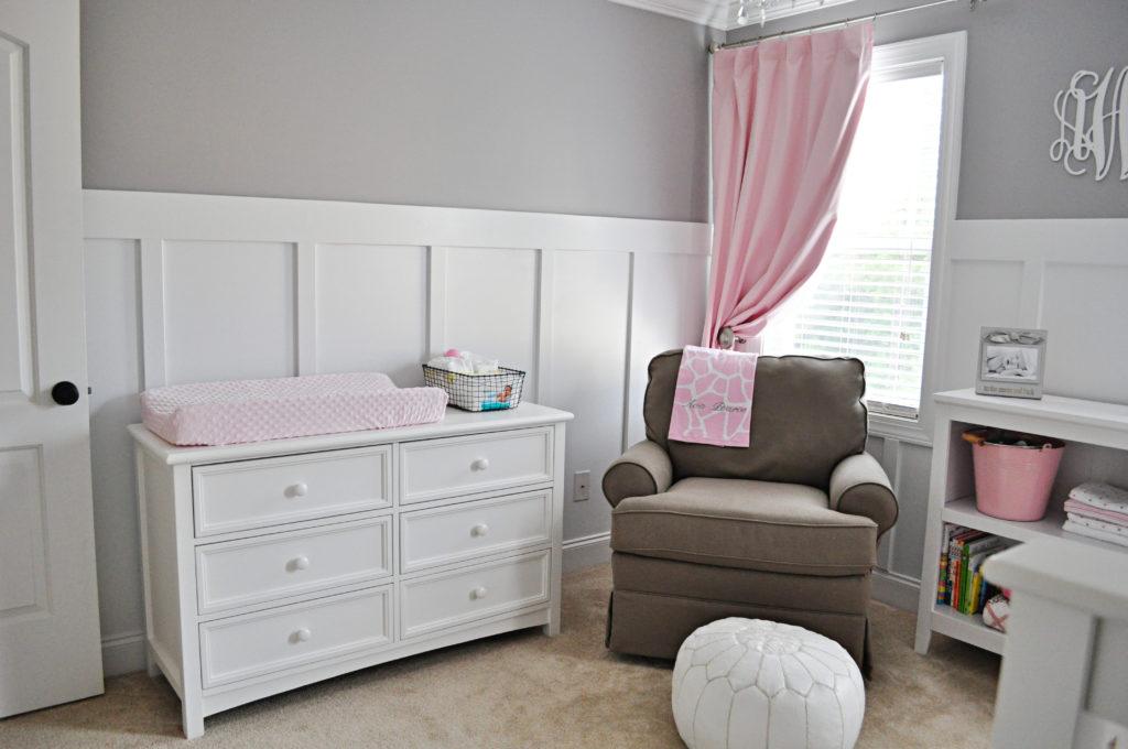 Bonavita Peyton White Dresser