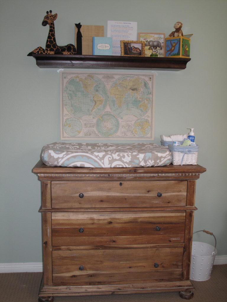 Sweet Dreams Baby Patrick Project Nursery