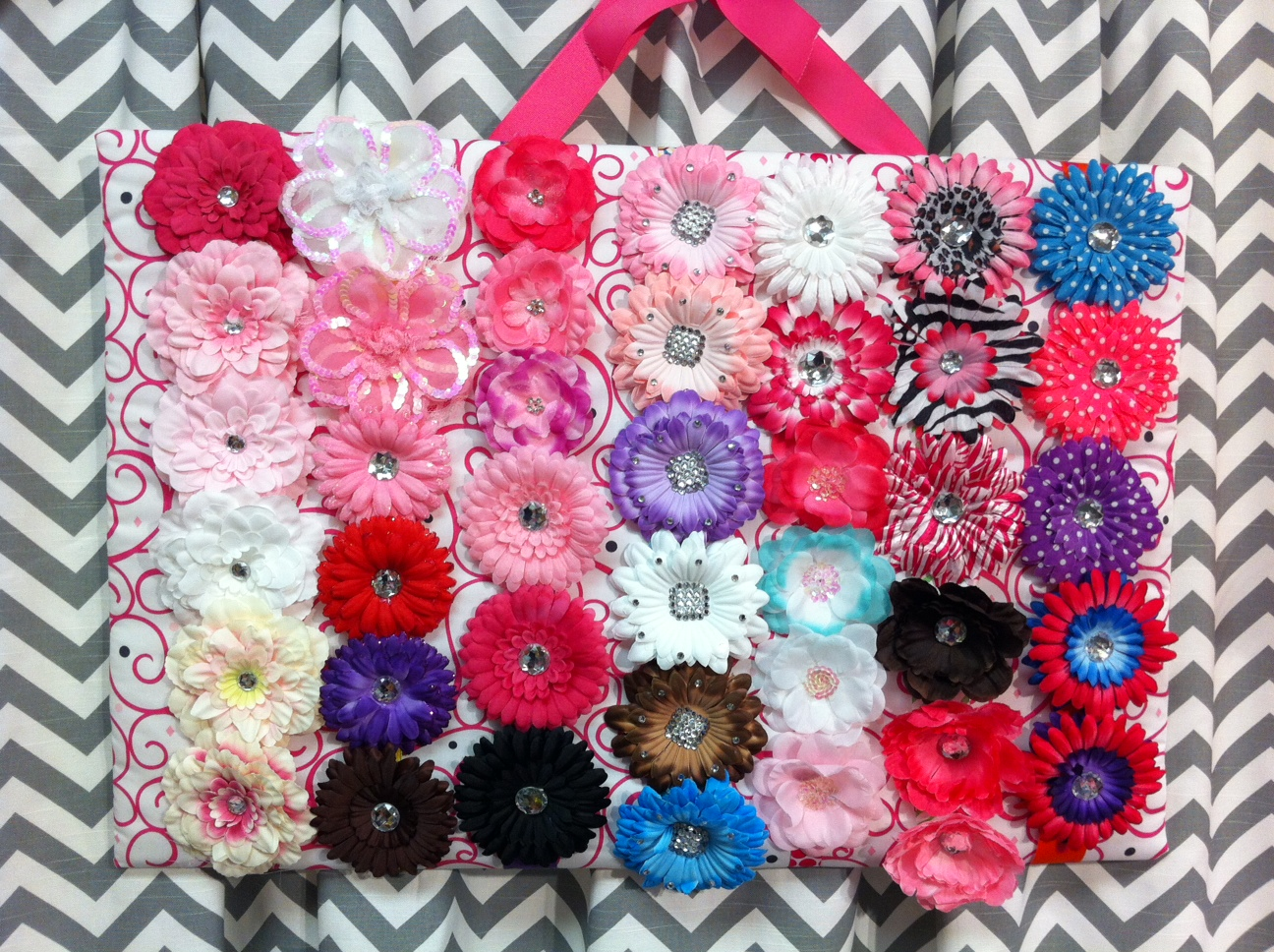 Diy Bow And Headband Boards