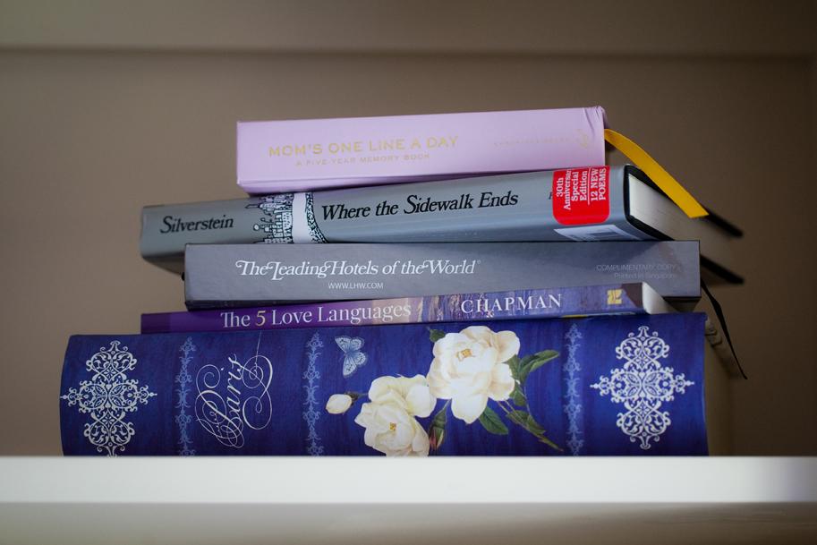 Purple and Gray Books