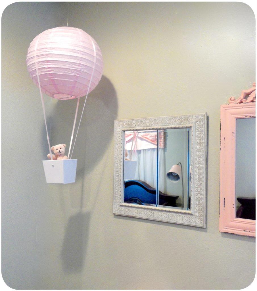 Diy Hot Air Balloon Project Nursery