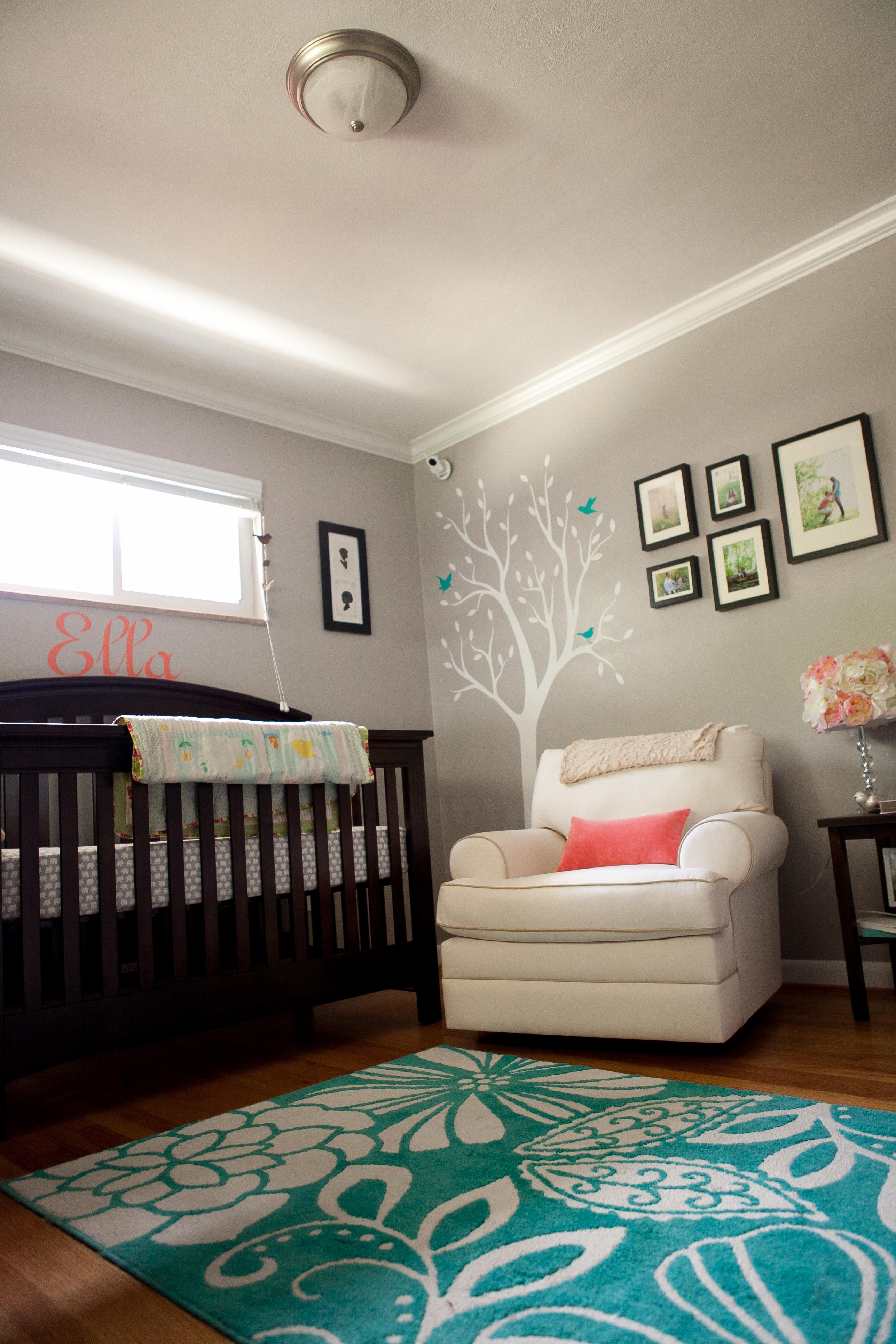 A Little Lady S Nursery Project Nursery