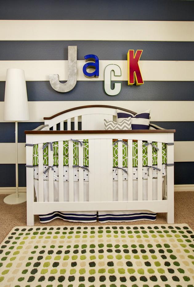 Baby Jack S Nursery Project Nursery