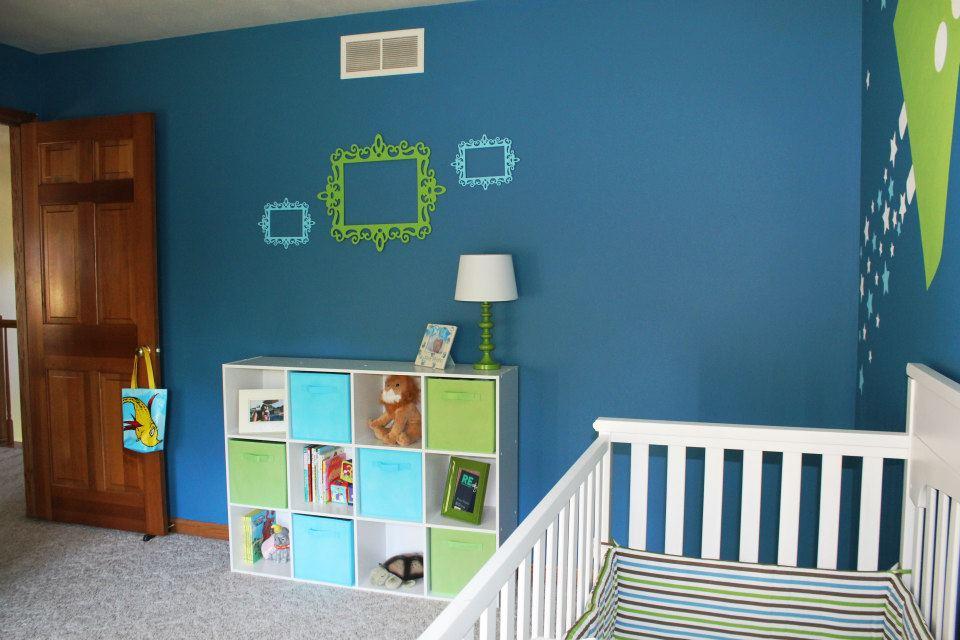 Jack S Space Themed Nursery Project Nursery