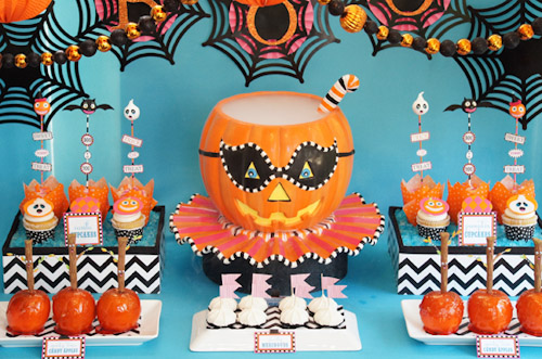 fall party themes - Kids Halloween Party Decorations