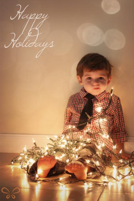 cute ideas for holiday photo cards - Christmas Card Family Ideas