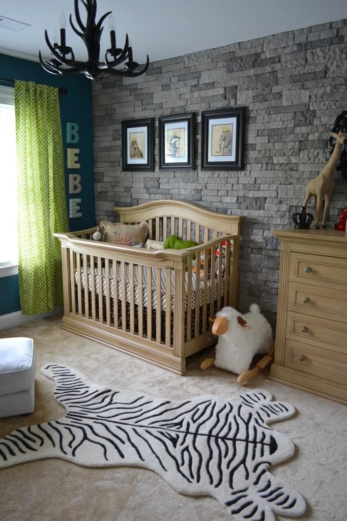 Area Rug On Carpet Nursery