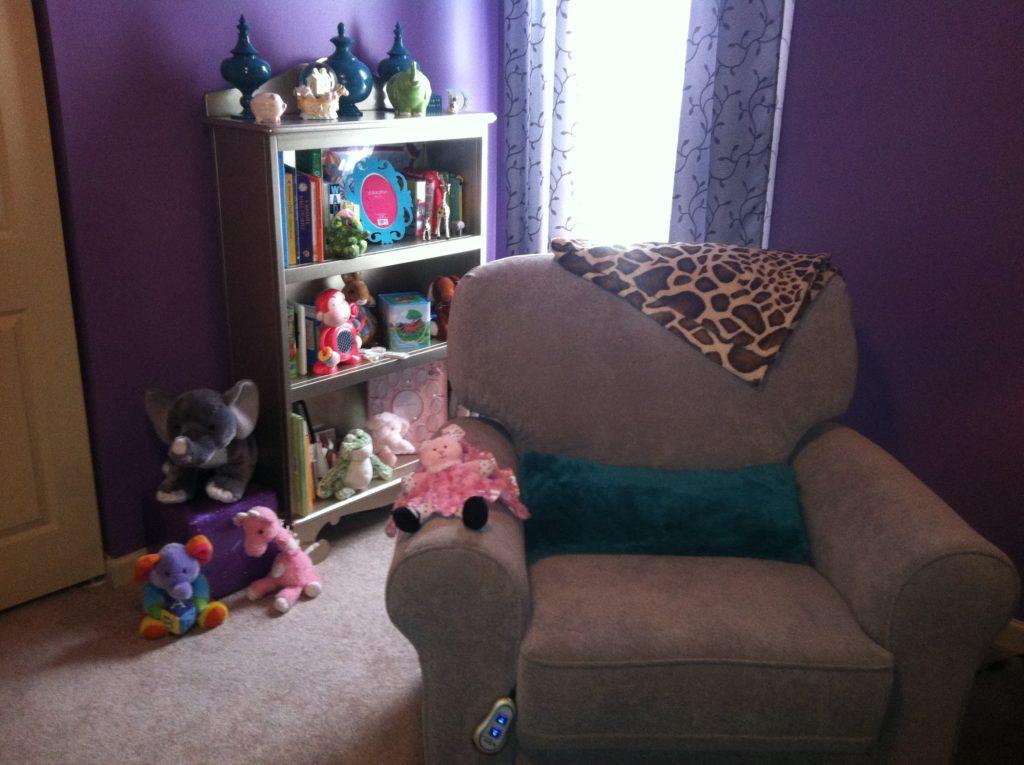 Divya S Bedroom Project Nursery