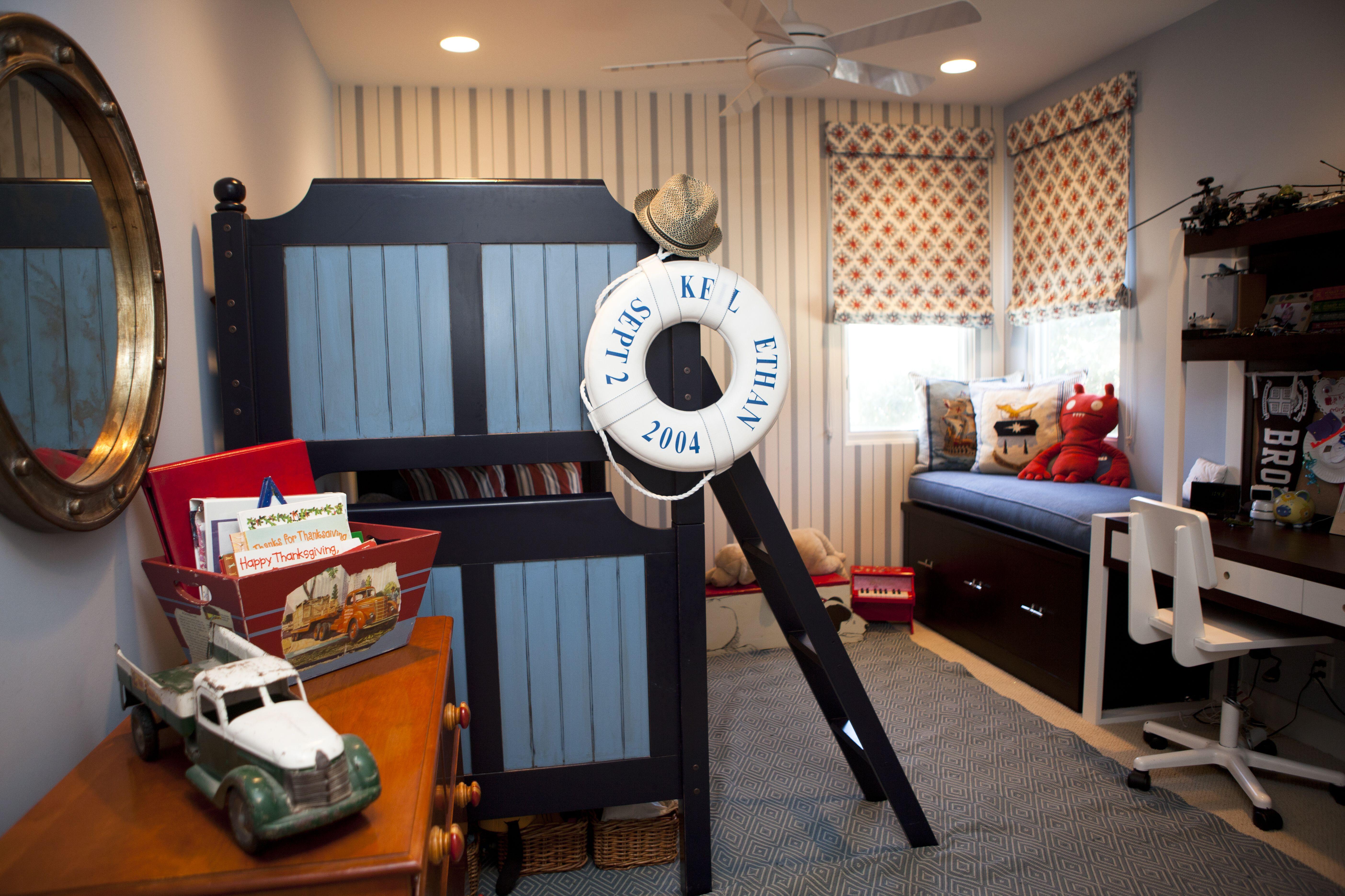 Tags: ... & Design Reveal: A Patriotic Boy\u0027s Room