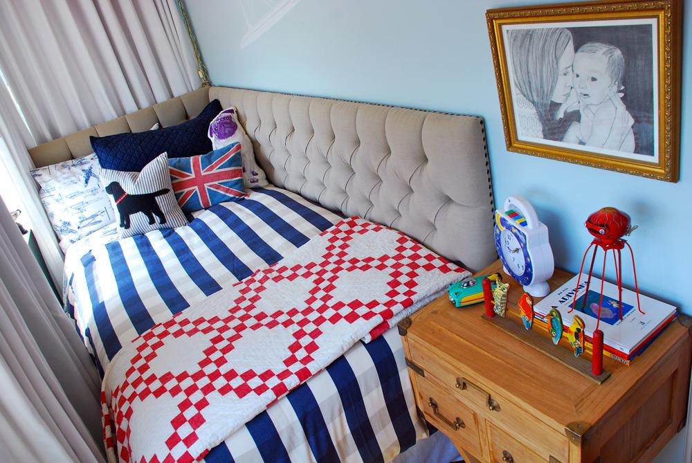 Tiny Bed tiny bedroom nook - project nursery