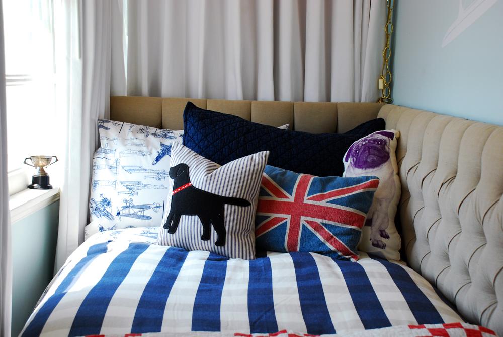 Tiny Bedroom Nook Project Nursery
