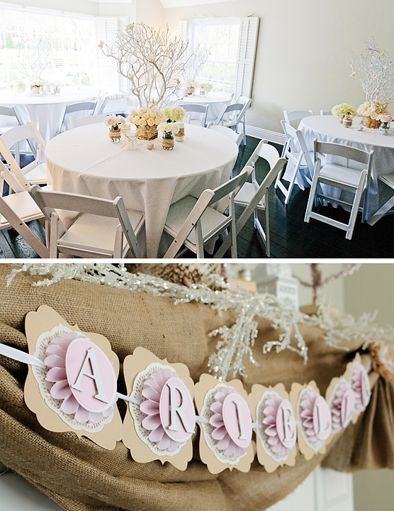 Winter Wonderland Table